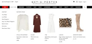Fashion copywriting
