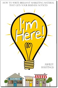 I'm Here! - Book Cover