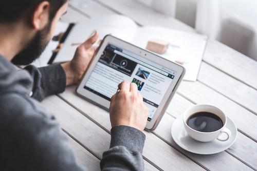 types of marketing communication websites