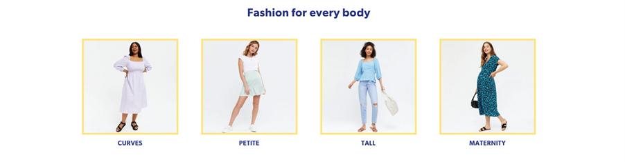 Fashion Ecommerce site images