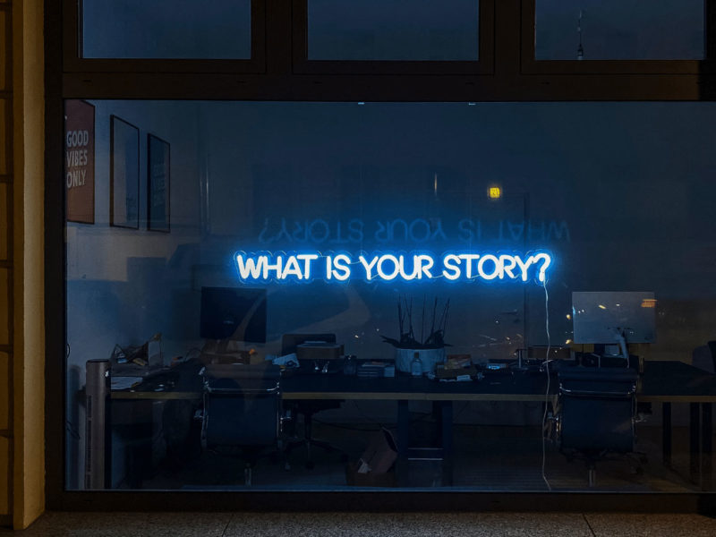 Why brand storytelling is important in 2021